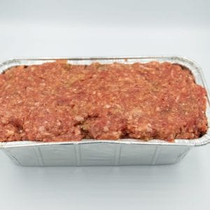 Fraser Valley Meats - Oven Ready Meatloaf 2 lb Fresh