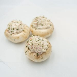 Fraser Valley Meats - Stuffed Mushroom Caps