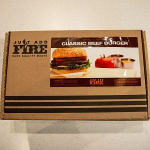 Fraser Valley Meats - Classic Beef Burgers 4 oz