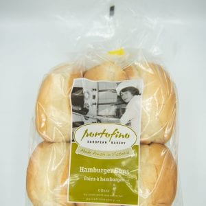 Fraser Valley Meats - Portofino Hamburger Buns