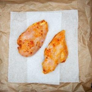Fraser Valley Meats - Chicken Breast Boneless Skinless Marinated BBQ